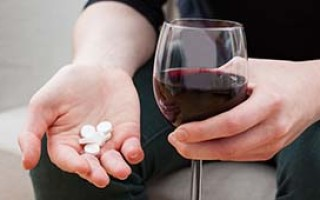 Можно ли пить капотен после алкоголя