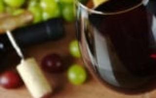 Влияние красного вина при повышенном или пониженном АД