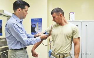 Берут ли в армию с гипертонией