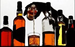 Влияние алкоголя на вероятность инсульта