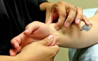 Аритмия: точки, которые восстановят сердечный ритм