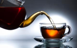 Как влияет употребление черного чая на артериальную гипертензию