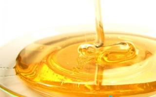 Мед с водой от давления