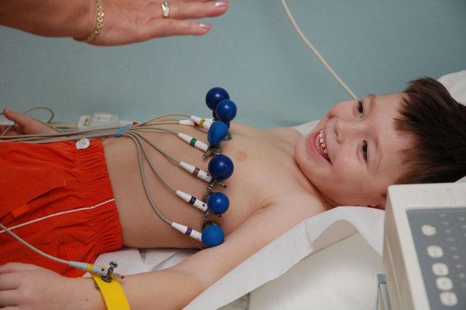 Склонность к брадикардии сердца у ребенка: симптомы и лечение