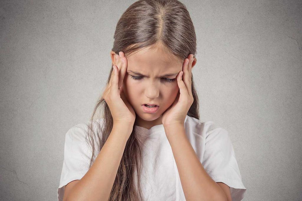нормальное давление у ребенка 15 лет