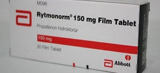 Лекарство ритмонорм - инструкция по применению, отзывы