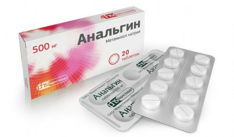Прием парацетамола при высокой температуре