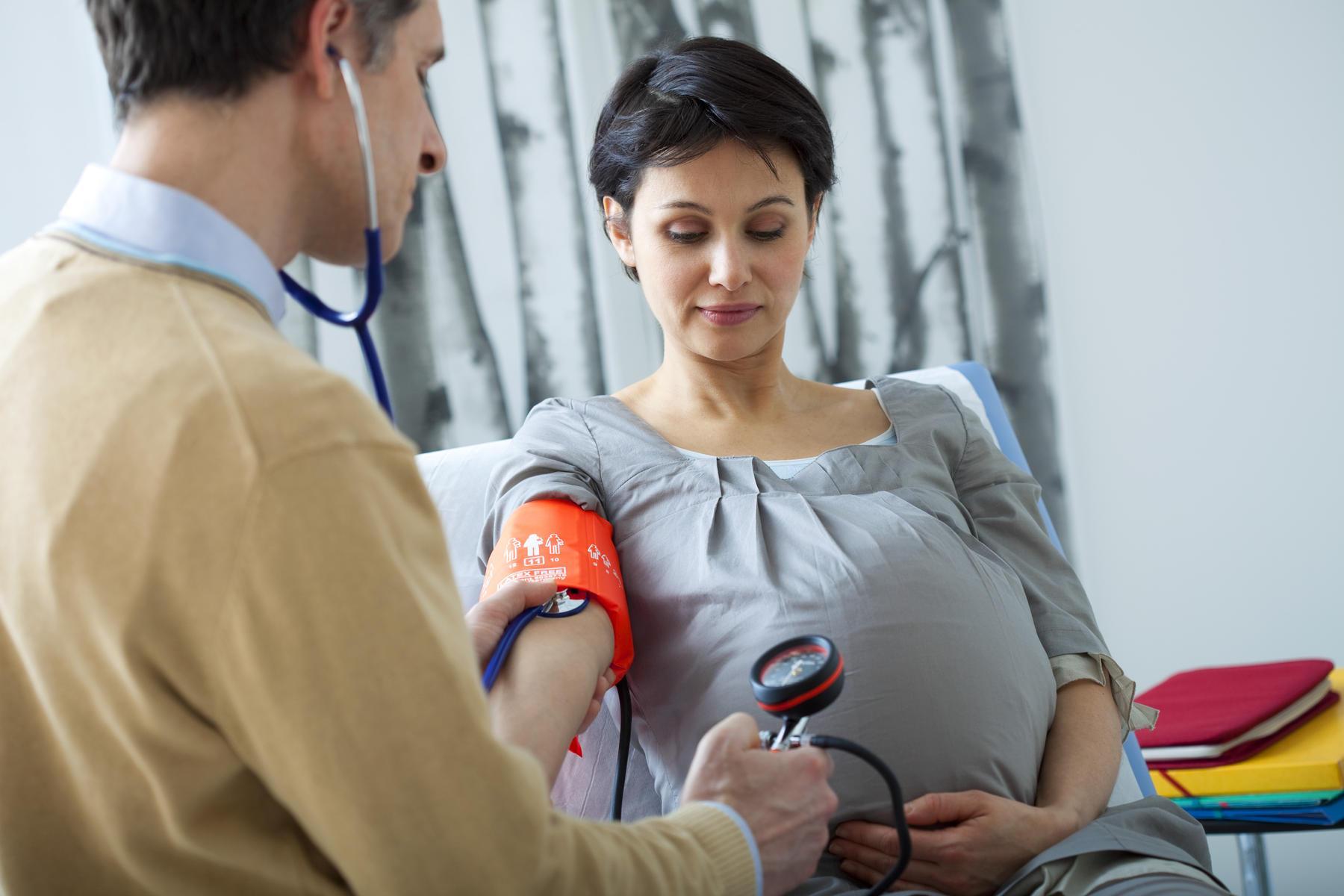 Аритмия сердца у беременных