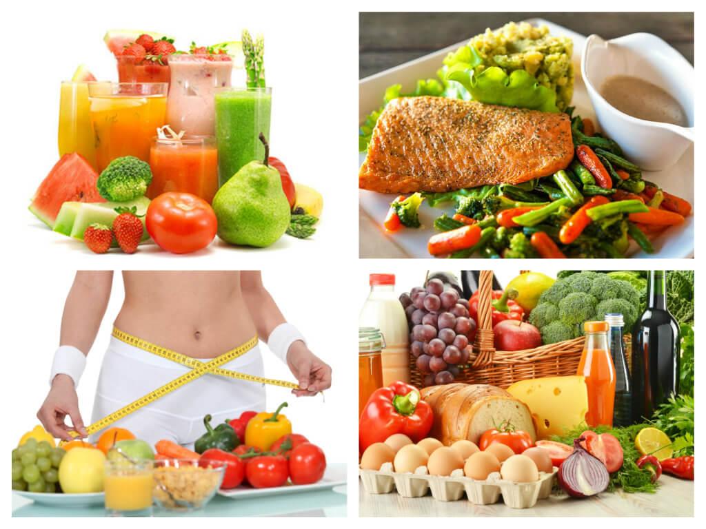 Здоровое питание помогает похудеть