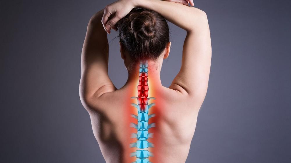 Похудение из за остеохондроза