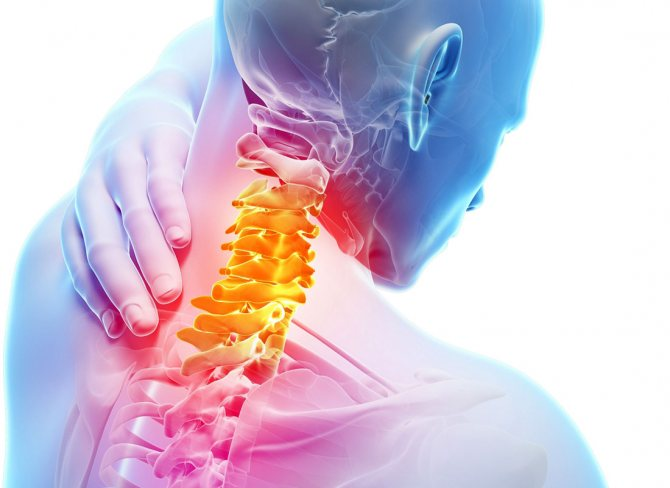 Тахикардия при остеохондрозе шейного отдела: связь