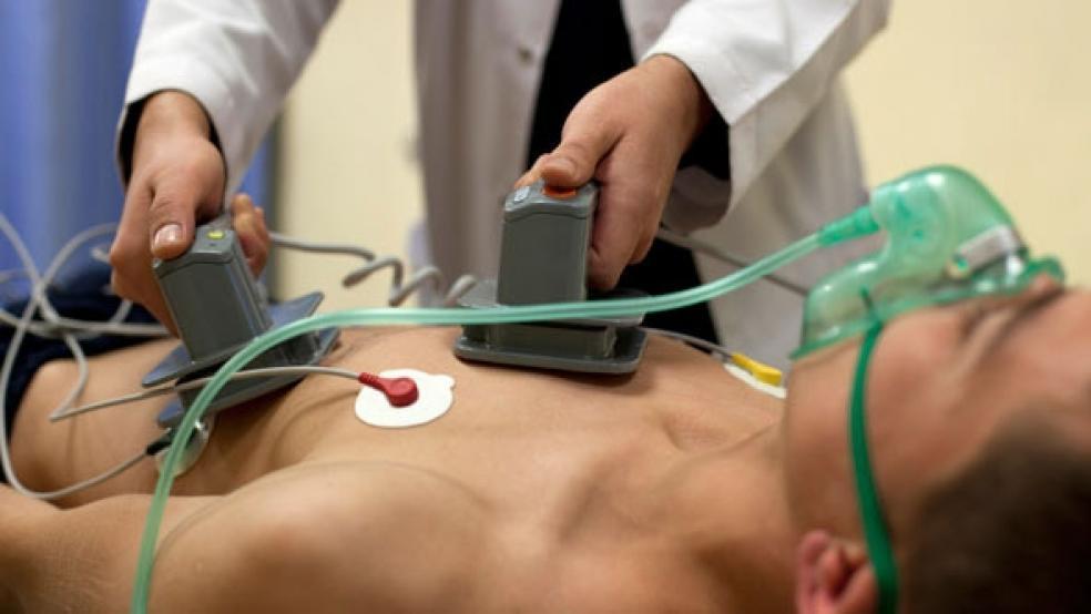 Лечение аритмии током