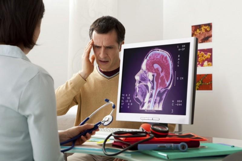 Как проверить внутричерепное давление