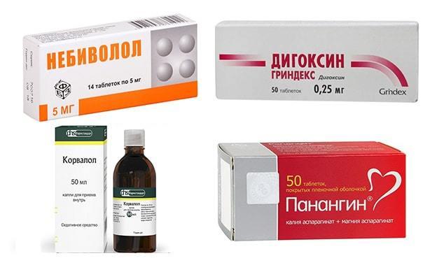Тахикардия и низкое давление
